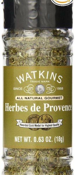 Watkins All Natural Gourmet Spice, Herbs