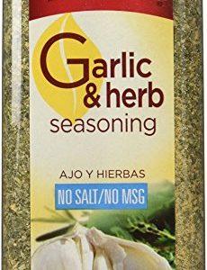 Tone's Garlic and Herb Seasoning