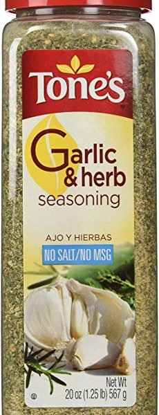 Tone's Garlic and Herb Seasoning