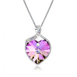 Heart Pendant Women's Necklace