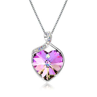 Heart Pendant Women's Necklace
