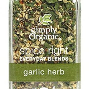 Simply Organic Spice Right Everyday Seasoning