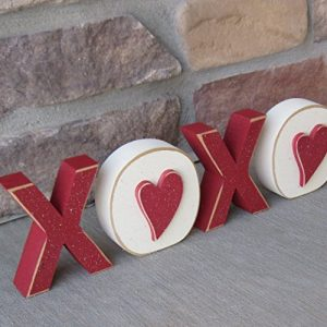 XOXO BLOCKS for valentines