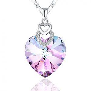 """""""Brave Heart"""" Woman Fashion Pendant Necklace"""