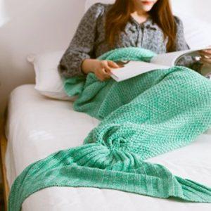 Mermaid Blankets, Holidayli Handmade