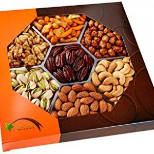 Five Star Gift Baskets Gourmet Food Nuts