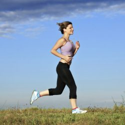 Mathematical model to optimize running: A French Study