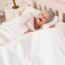 Snoring, lack of sleep may reduce breast cancer survival
