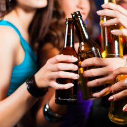 Minimum legal drinking age of 21 can protect against later risk of death
