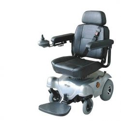 E-wheelchair: It Must Weigh Less