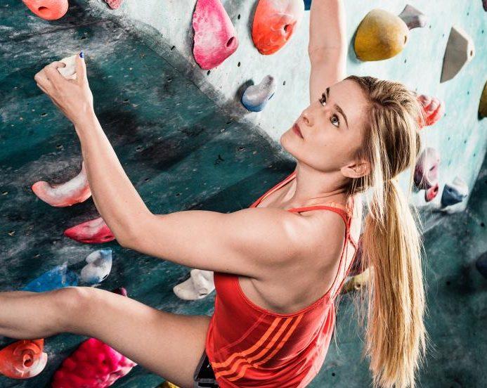 Professional Rock Climber Shauna Coxsey Reveals Her ...