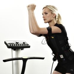 Tone Up Your Muscles With EMS