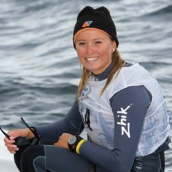 Erika Reineke: America's Laser Radial Sailor Shares Her Workout & Diet Secrets