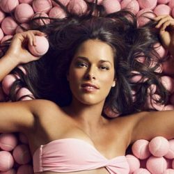 The Female Tennis Superstar Ana Ivanovic Reveals Her Fitness Secrets