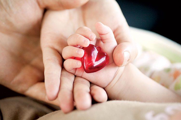 child's heart