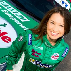Guinness World Record Holder Rebecca Jackson Shares Her Car Racing Journey!