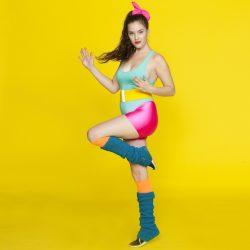 Jazzercise: Dance Yourself Into Shape