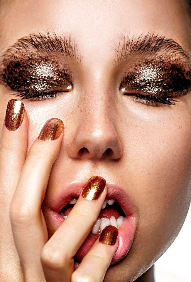 foil eyeshadow
