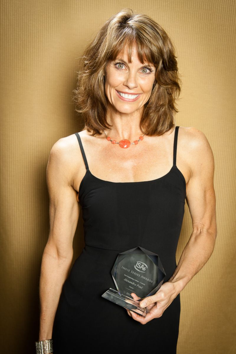 Alexandra Paul nude photos 2019