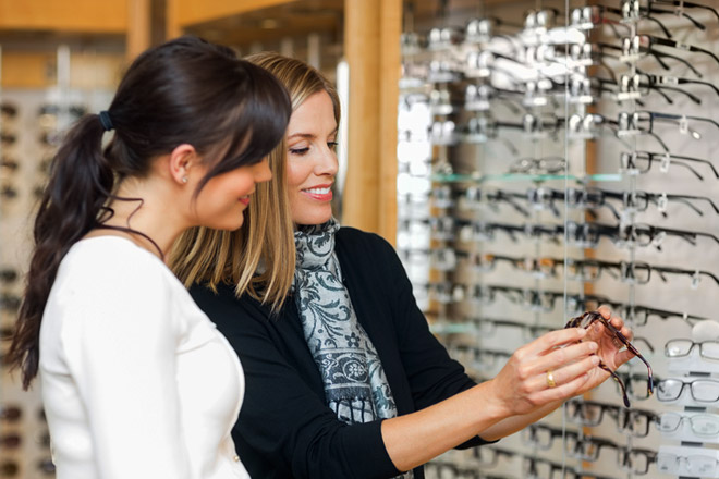 Choosing Eyeglasses