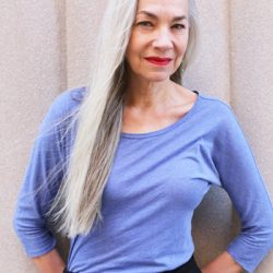 Jacky O'Shaughnessy: American Apparel 62 Years Old Model Reveals Her Fitness Secrets
