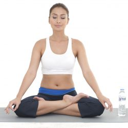 Staying Hydrated During A Yoga Session