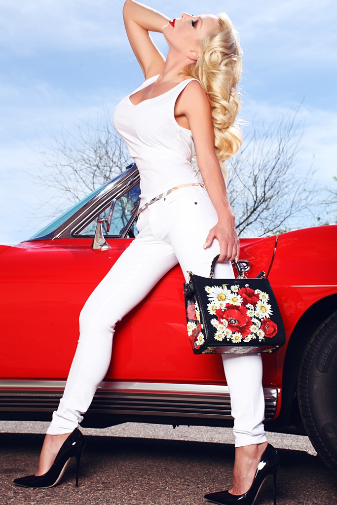 Television diva serial entrepreneur anicia bragg unveils her fashion fitness secrets page - Fashion diva tv ...