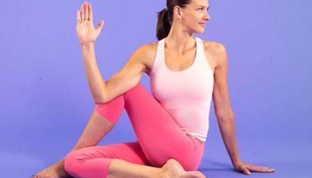 digestion yoga