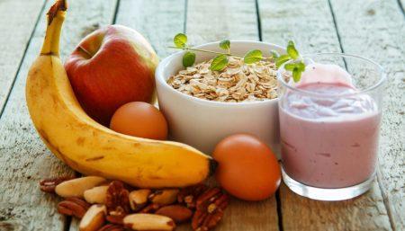 Heartburn-friendly snacks