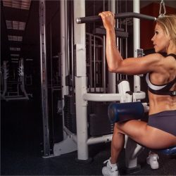 Exclusive: WBFF Pro Brittni Shae Reveals Her Fitness & Diet Secrets