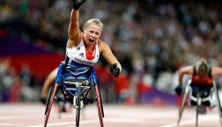 paralympics athletes