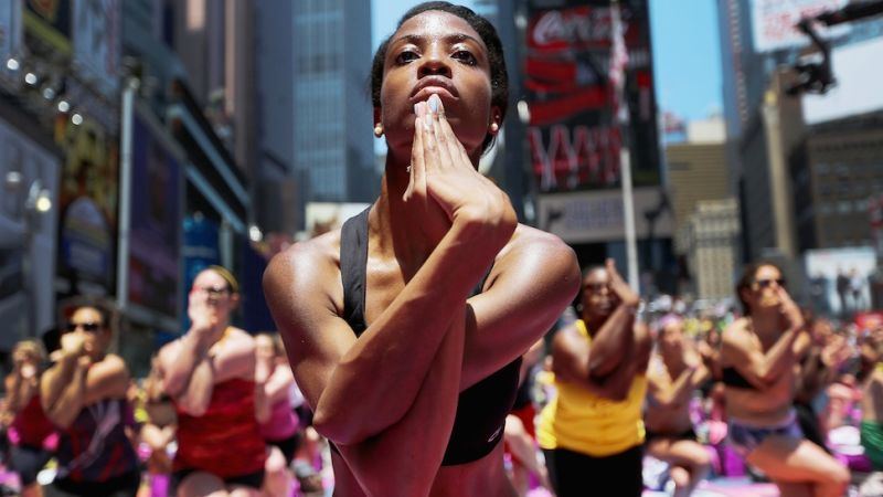 June 21, The Summer Solstice and The Yoga Day