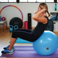 Ballast Ball Workout For Killer Abs
