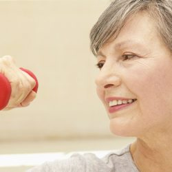 Exercise: Menopausal Woman's Best Friend