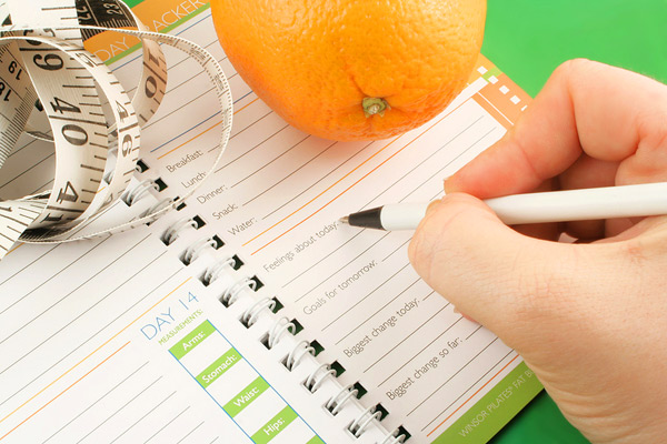 Food Diary: a Successful Weight-loss Tool