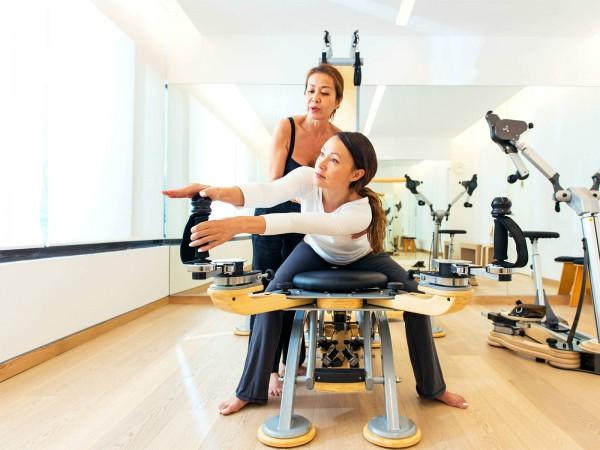 Gyrotonic Yoga