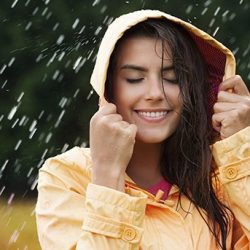 Managing Hair During Monsoon