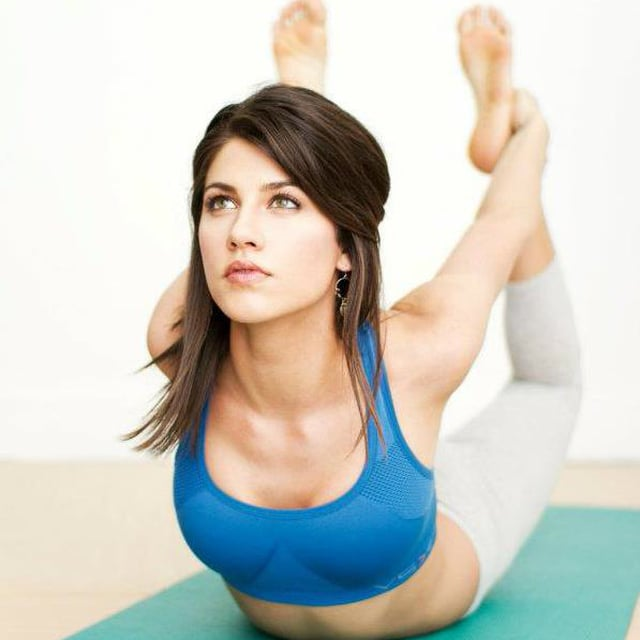 Chest Opening Yogasanas