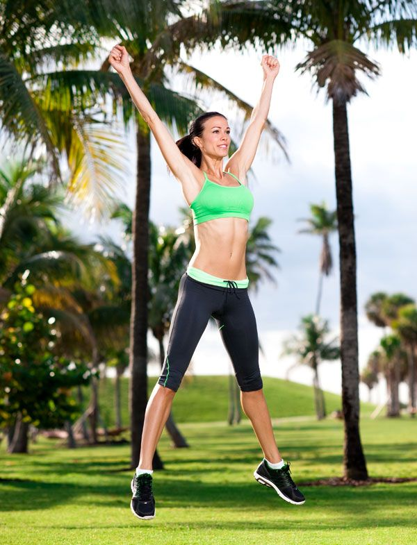 High-Intensity Circuit Training Using Body Weight
