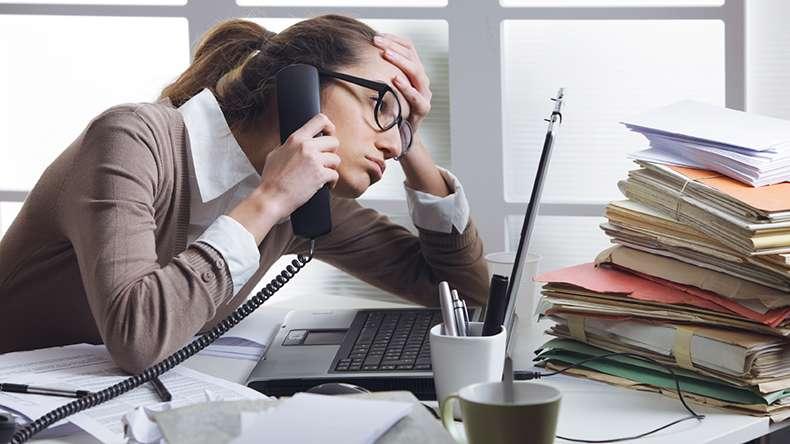 high-stress jobs