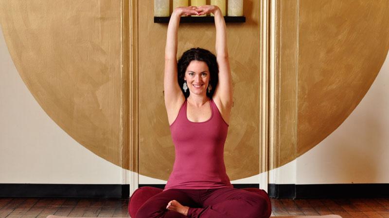 yoga poses shoulder