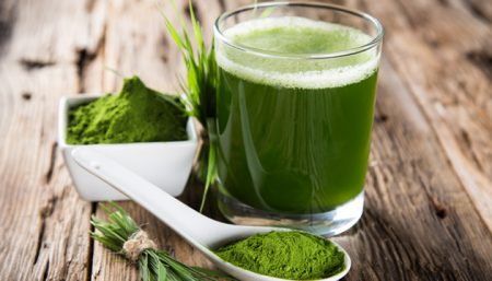 Barley Grass Extract