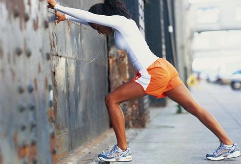 Calve Muscle Workout
