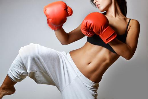 Cardio-Kickboxing
