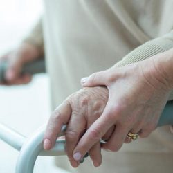 Get Up On Your Feet Sooner After Hip Fracture