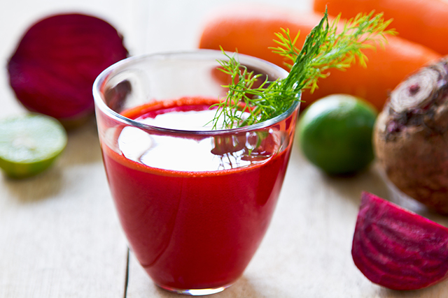 Juice Therapy To Prevent Cancer - Women Fitness