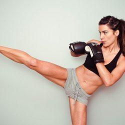 5 Kickboxing Moves To Killer Abs