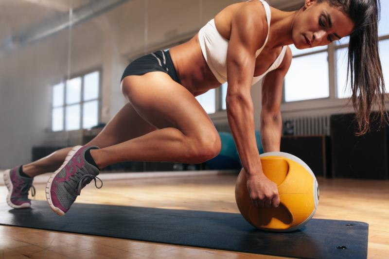 Building Lean Body Mass Women Fitness Adding lean muscle (called hypertrophy) is achieved with challenging weights in the rep range of six. women fitness