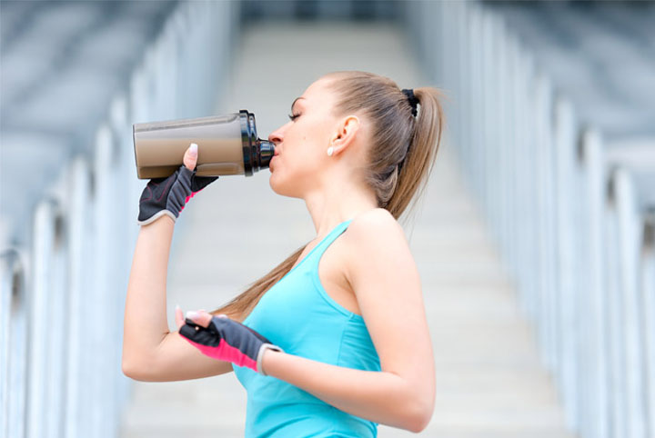 Better To Drink Protein Shake Before Or After Workout