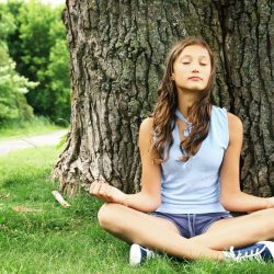 Yoga To Help Teenage Girls Develop A Healthier Body